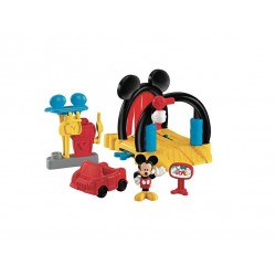 Mickey bublinková automička