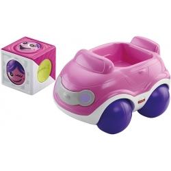 Veselá vozidla - růžové