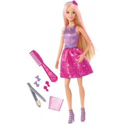 Barbie Barbie s kouzelnými vlasy
