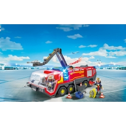 PLAYMOBIL 5337 Letištní hasičský vůz