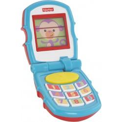 Veselý otvírací telefon