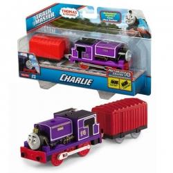 Velká motorová mašinka Charlie