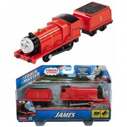 Velká motorová mašinka James