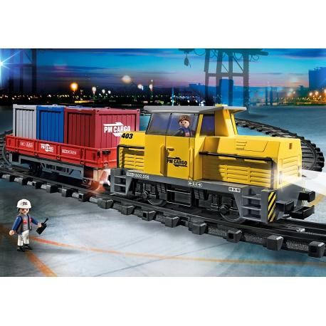RC Nákladní vlak