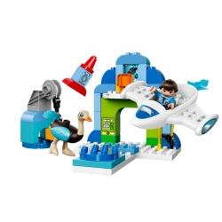 LEGO 10826 Milesův hangár pro jeho vesmírnou loď Stellu