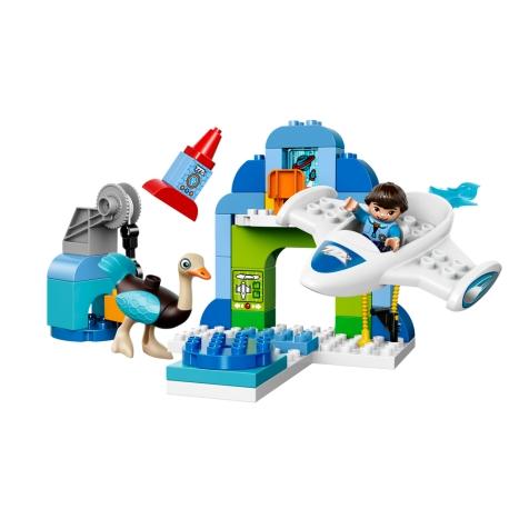 LEGO® 10826 Milesův hangár pro jeho vesmírnou loď Stellu