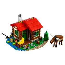LEGO 31048 Chata u jezera