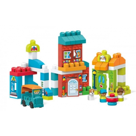 Mega Bloks Den ve městě