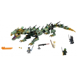 LEGO 70612 Robotický drak Zeleného nindži