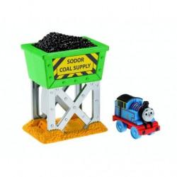 Mašinka Tomáš násypka uhlí